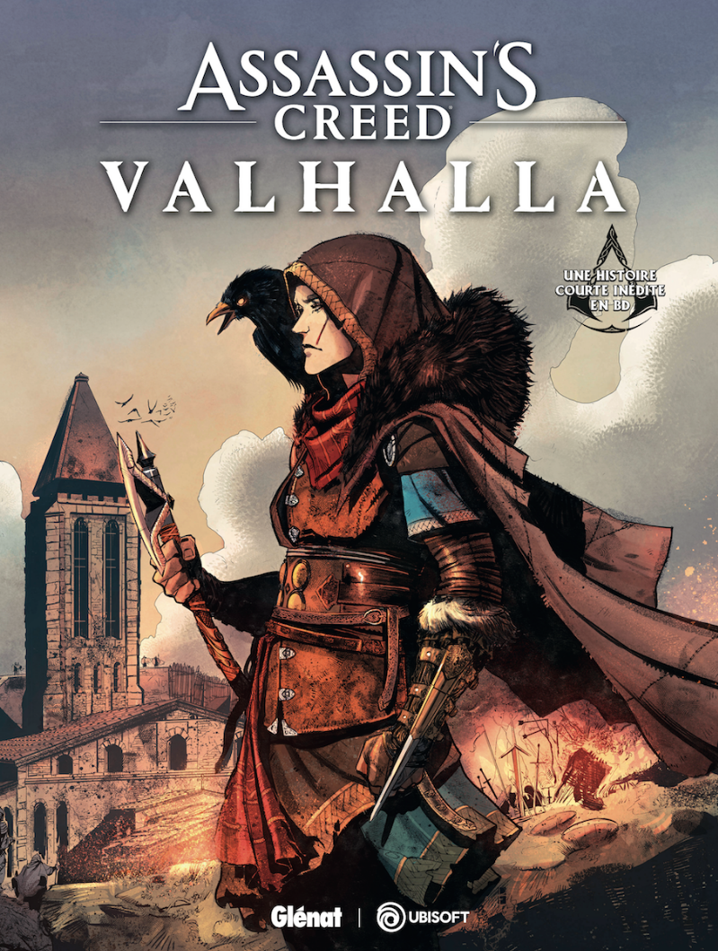 Une BD inédite Assassin's Creed Valhalla News Livres et Magazines - CpourlesAdos.com